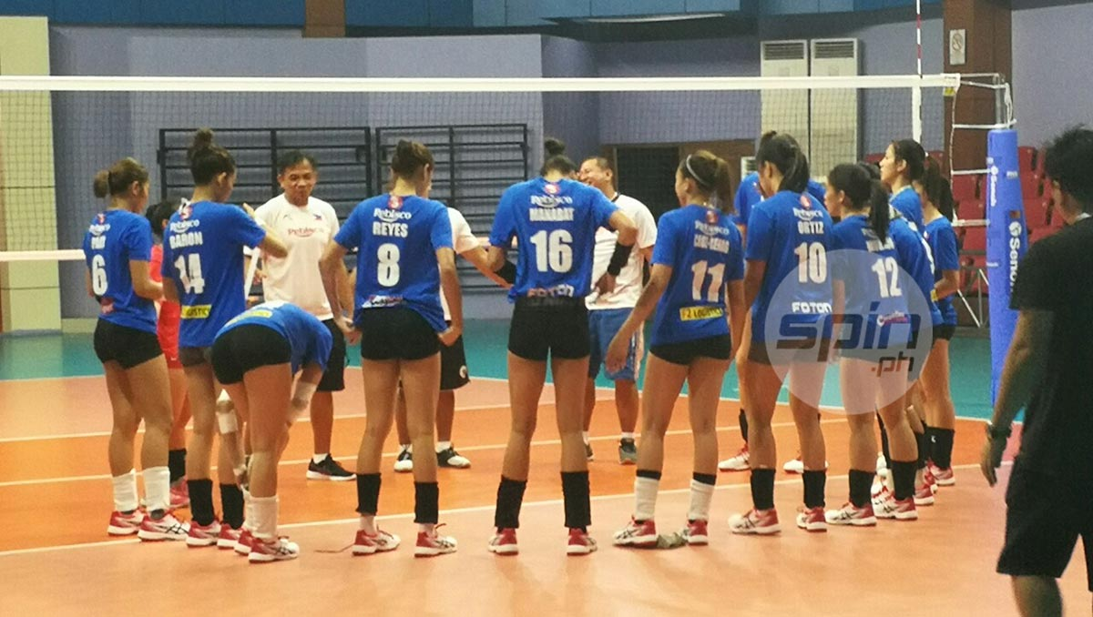 Philippine Volleyball : The Glamour Sport of the Philippines 4