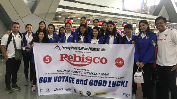 Philippine Volleyball : The Glamour Sport of the Philippines 3