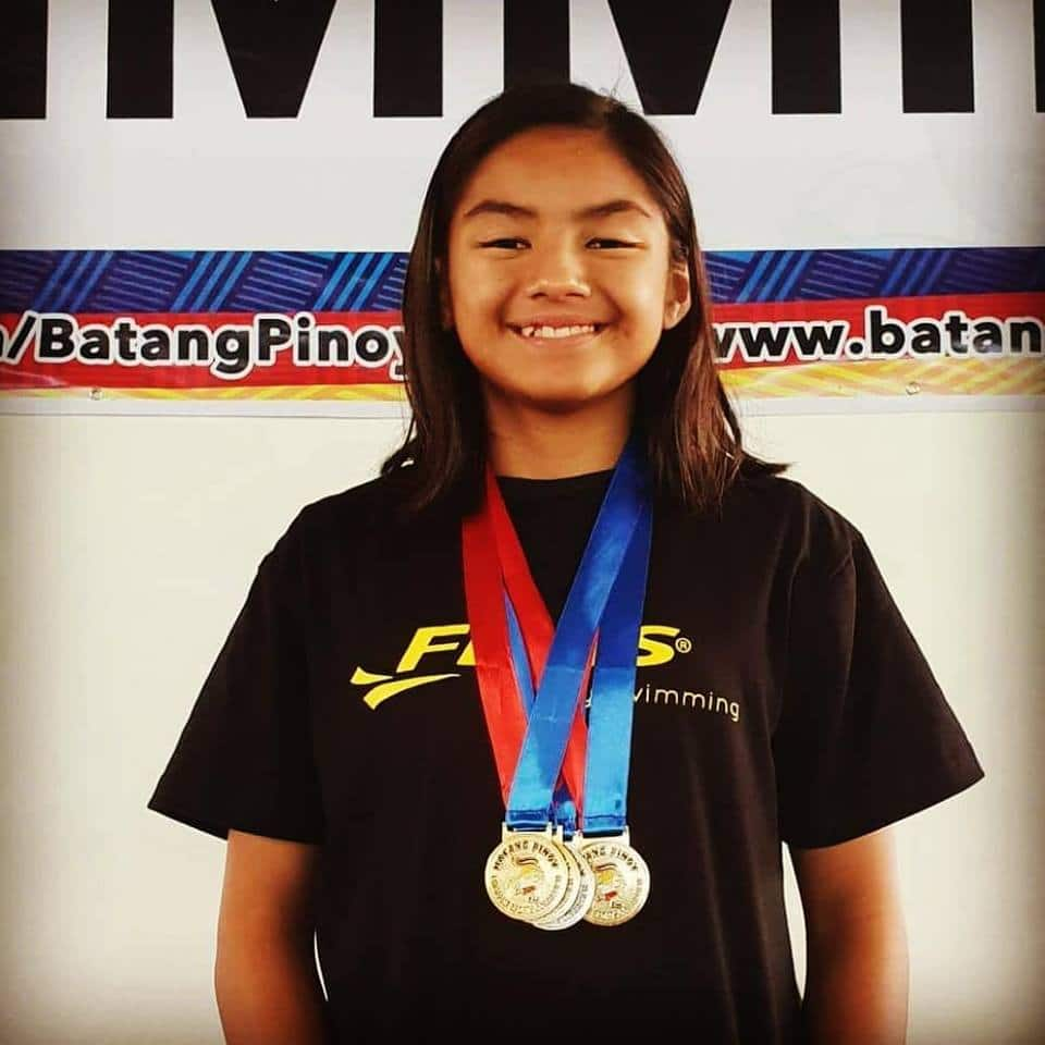2018 Batang Pinoy Finals Swimming Results