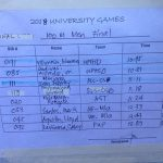 2018 Philippines University Games Athletics 10