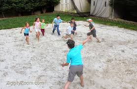 Classic Outdoor Games