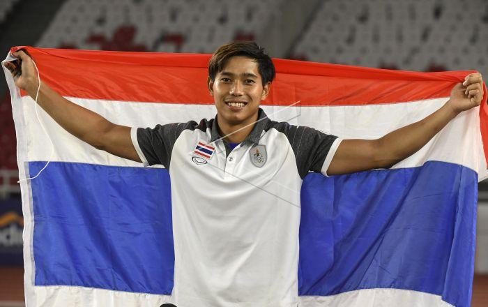 Thailand Athletics 2018