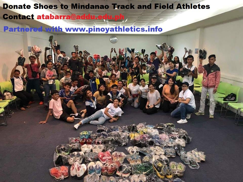 1000 Donated shoes for running 2