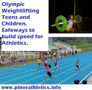 Weightlifting Children and Teens