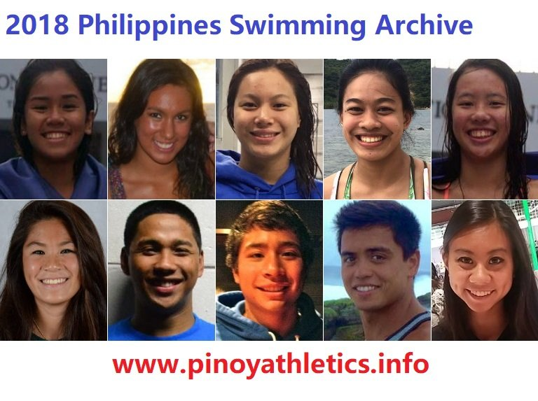 Philippines Swimming 2014-2021 Comprehensive #1 Guide 2