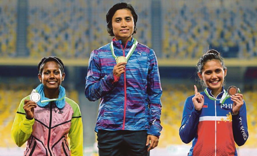 2019 Malaysian Athletics