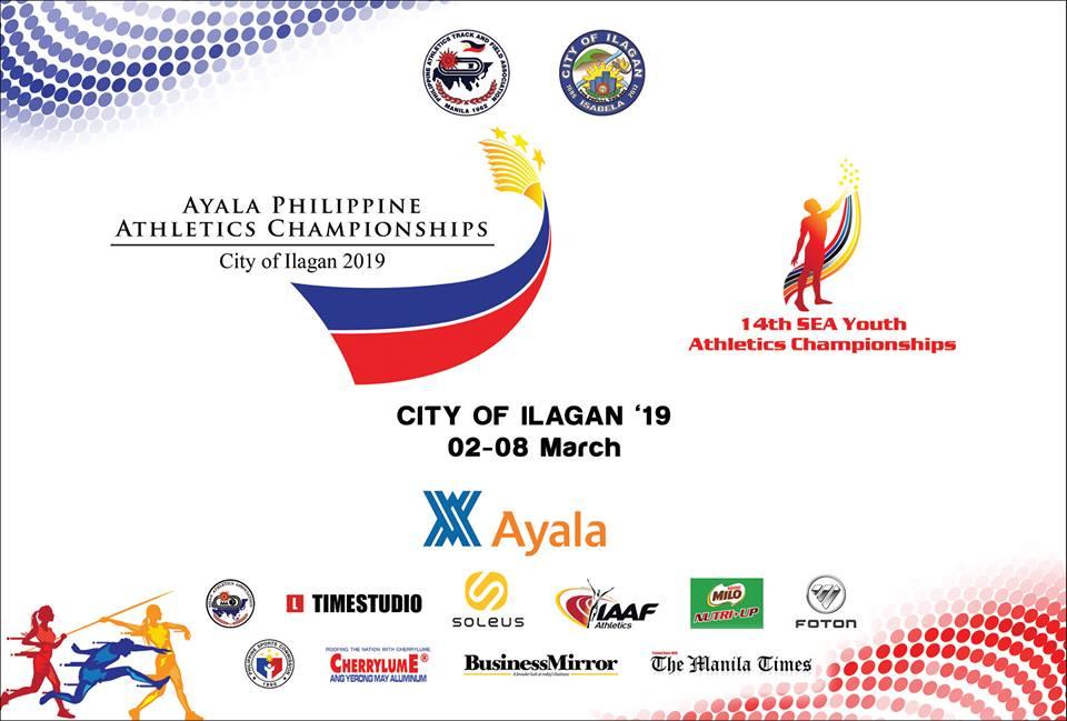 2019 Ayala Philippines Athletics Results 10