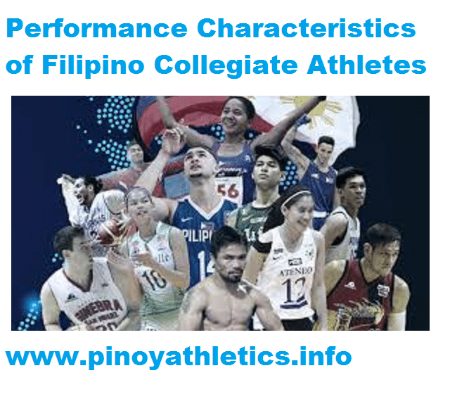 Evaluation of Athletes Improvements for UAAP