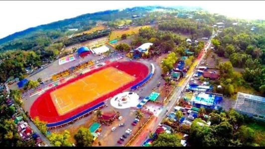 Philippines Track Ovals