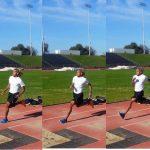 long jump training