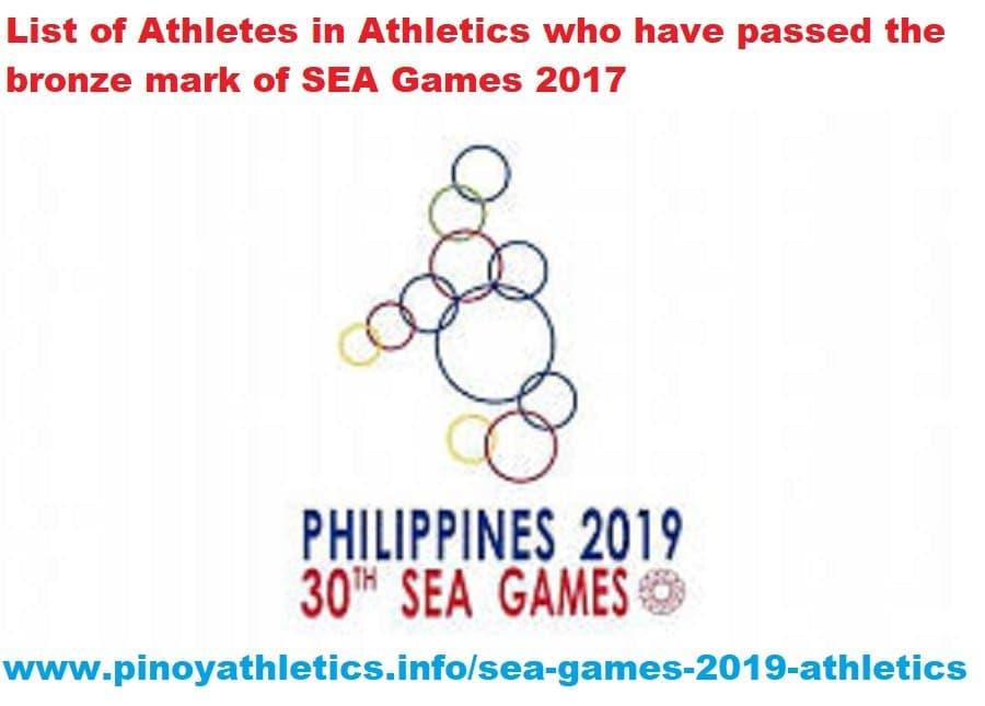 SEA Games 2019 Athletics Comprehensive Results 1