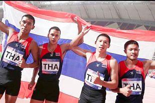 Thailand Athletics 2019 1