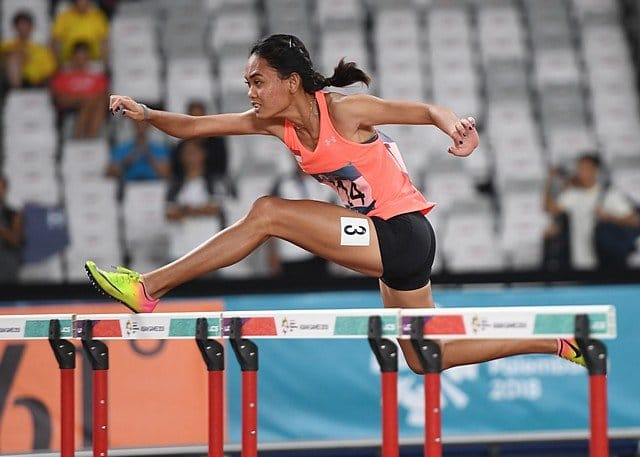 2018-2019 Singapore Athletics Open Comprehensive Results 2