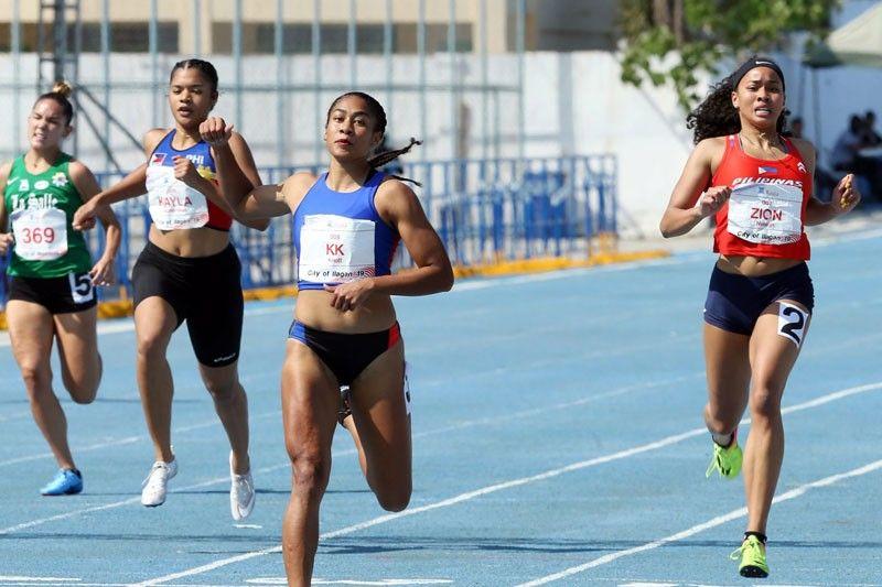 2019 Philippines Athletics