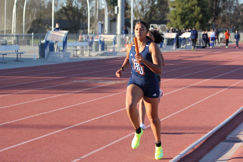 Kyla Richardson Huge Personal Best 11.65 37