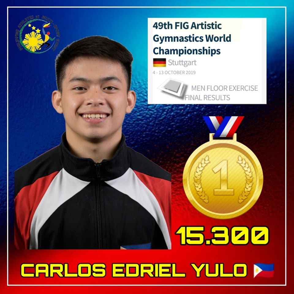 Gymnastics Philippines -feat. Carlo Yulo Amazing #1 Guide 5