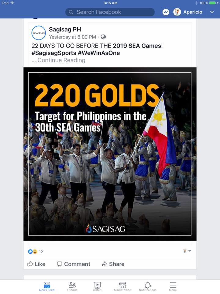 SEA Games 2019 Athletics