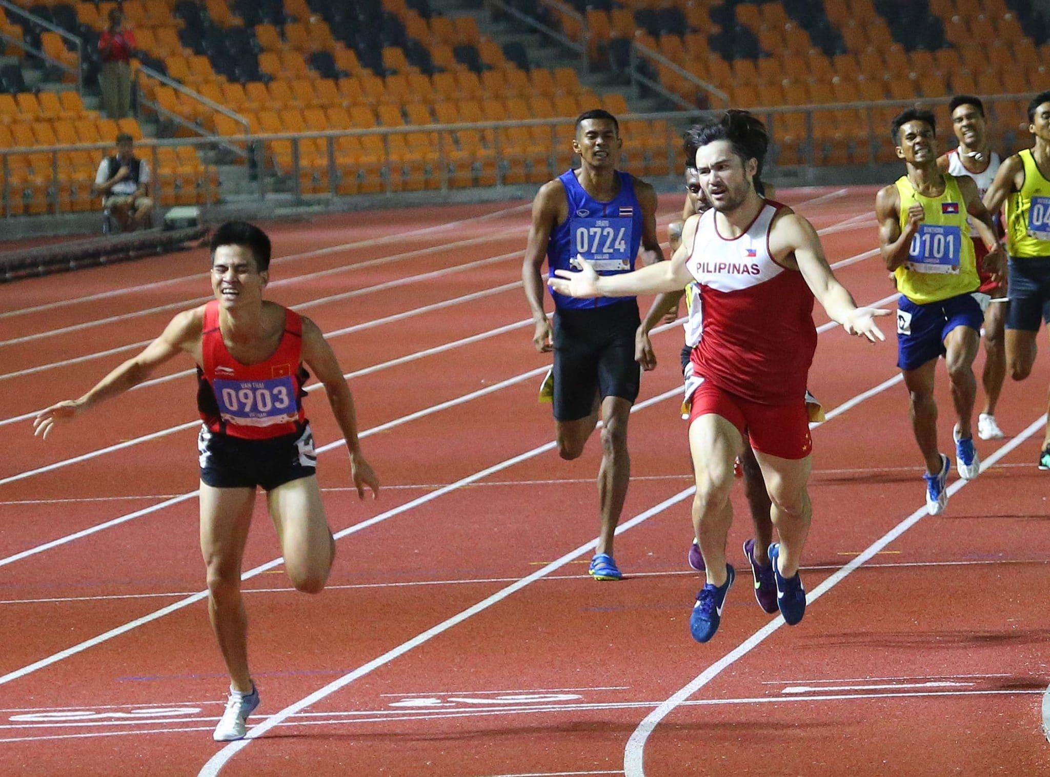 """SEA Games 2019 Athletics"