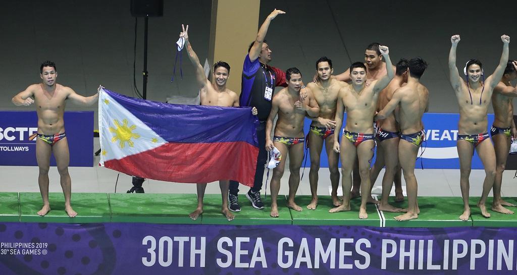 Philippines Swimming