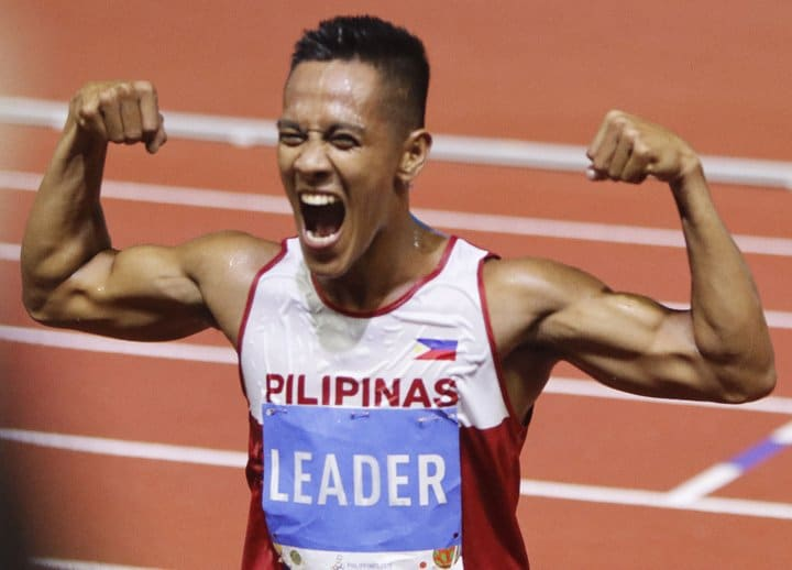 Aries Toledo from Tricycle Drive to SEA Games Iron Man 2