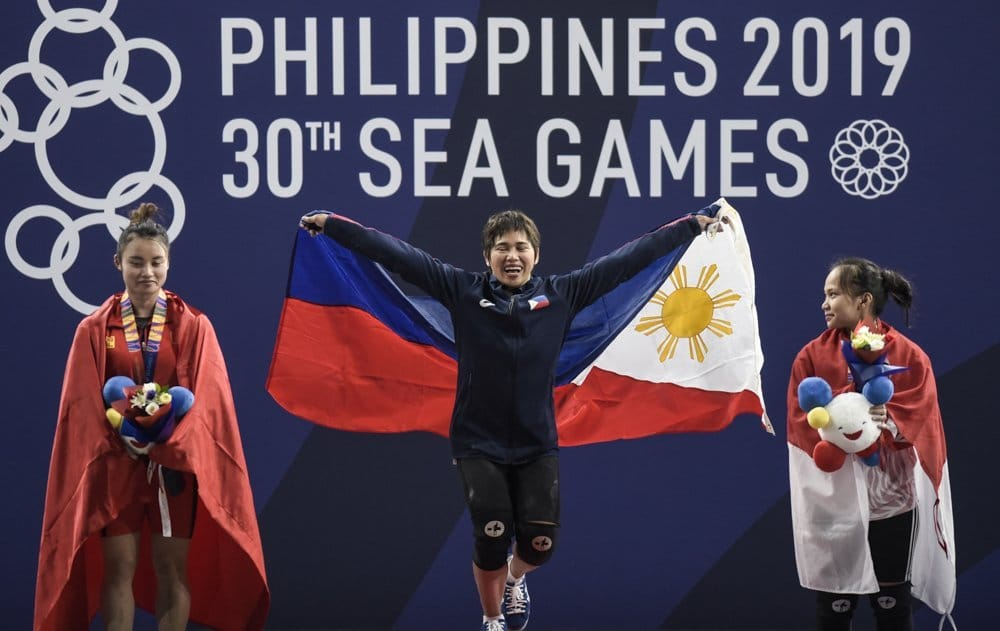 Philippines Weightlifting