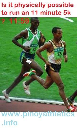 Joshua Cheptegei 5k and 10K World Record 3