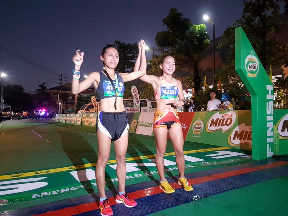 2019 Milo Marathon Results Hallasgo and Tabal