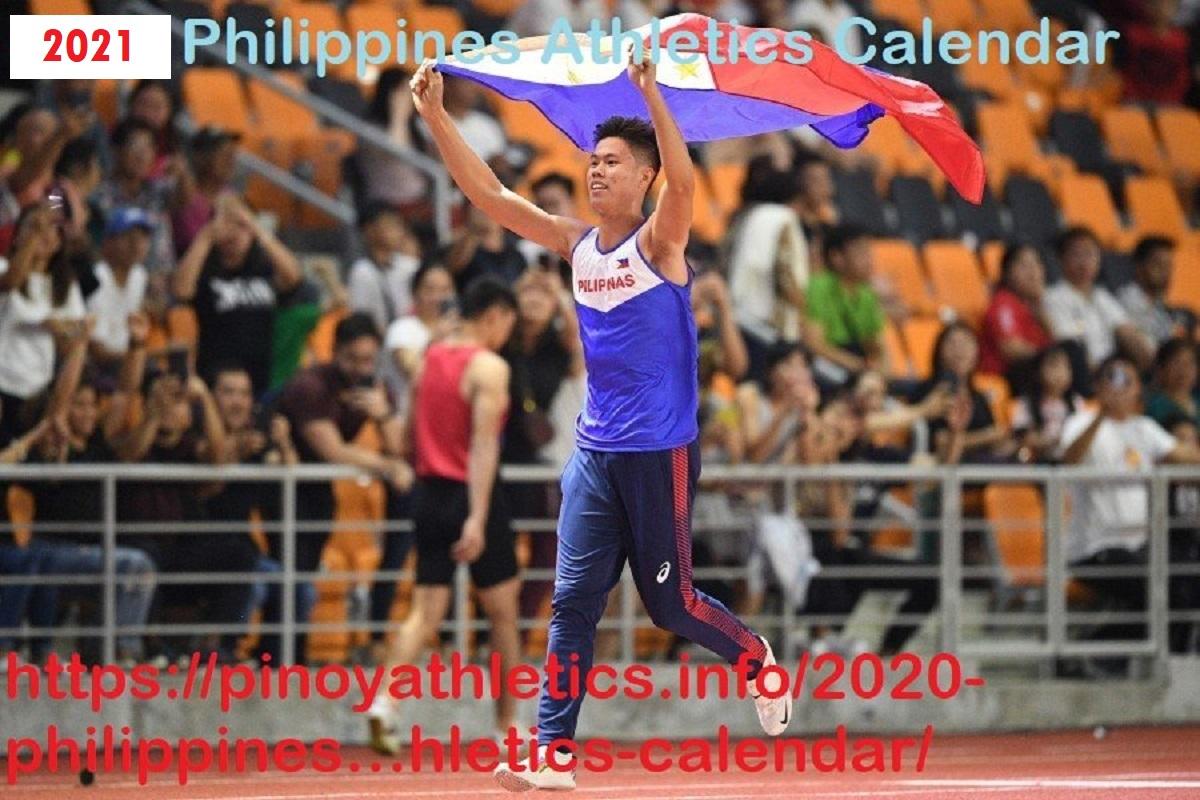 Philippines Athletics Calendar