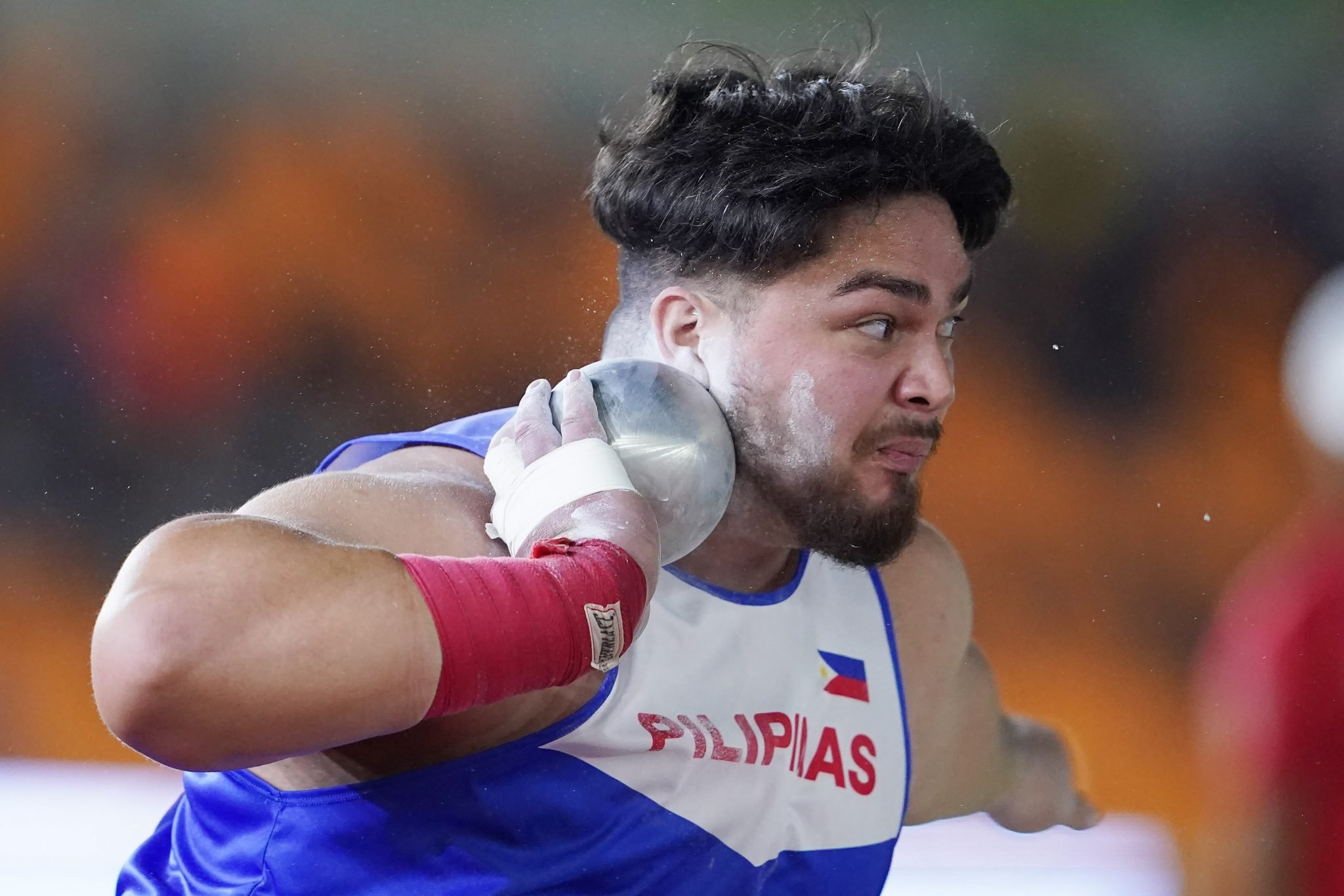Philippoines Track and Field