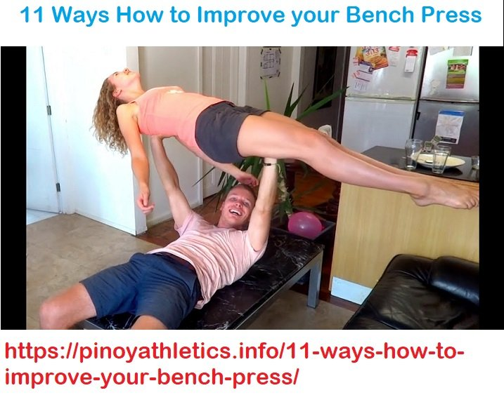 How to improve your bench press? 6