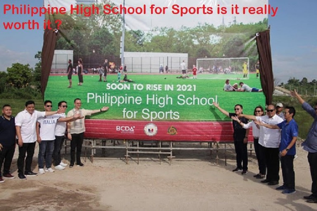 Controversial National Academy of Sports Philippines 6 Concerns 2