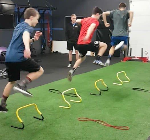 teen speed training