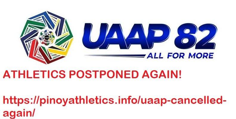 2020 UAAP Athletics