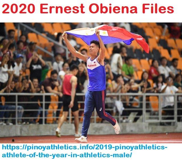 Ernest Obiena