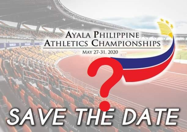 pasig 2020 philippines athletics championships