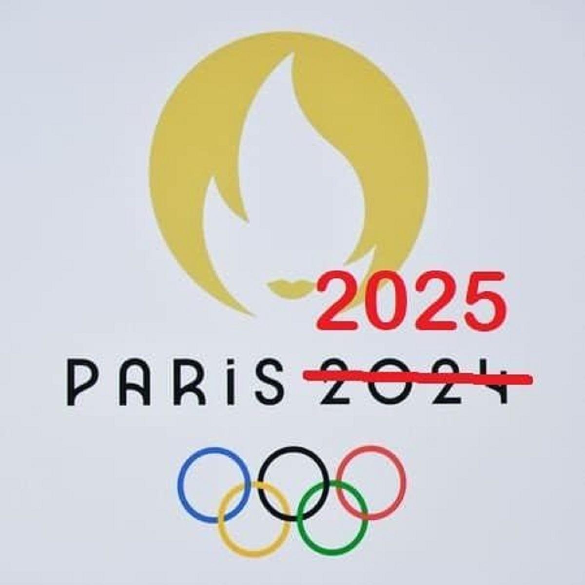 2024 Olympic Games being postponed