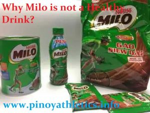 Is Milo HEALTHY