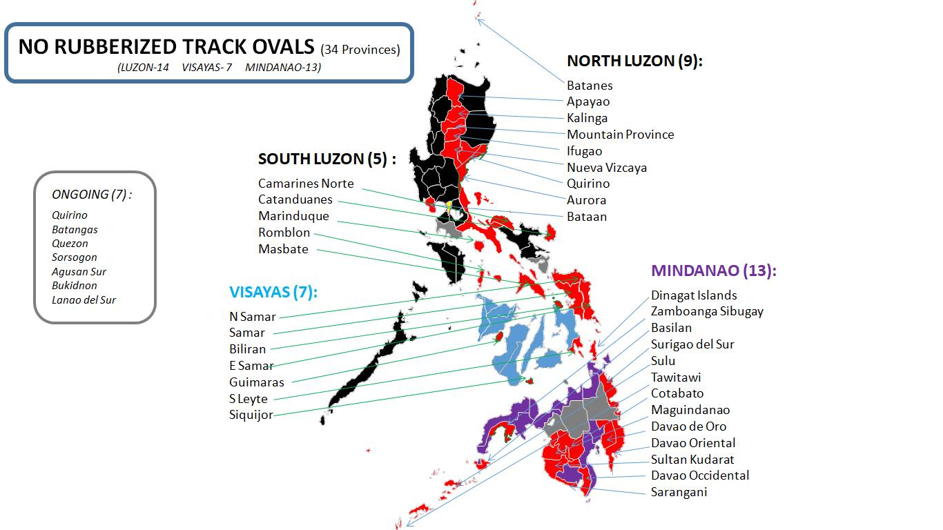 80 Track Oval in the Philippines the Most Comprehensive Guide you will ever find 46
