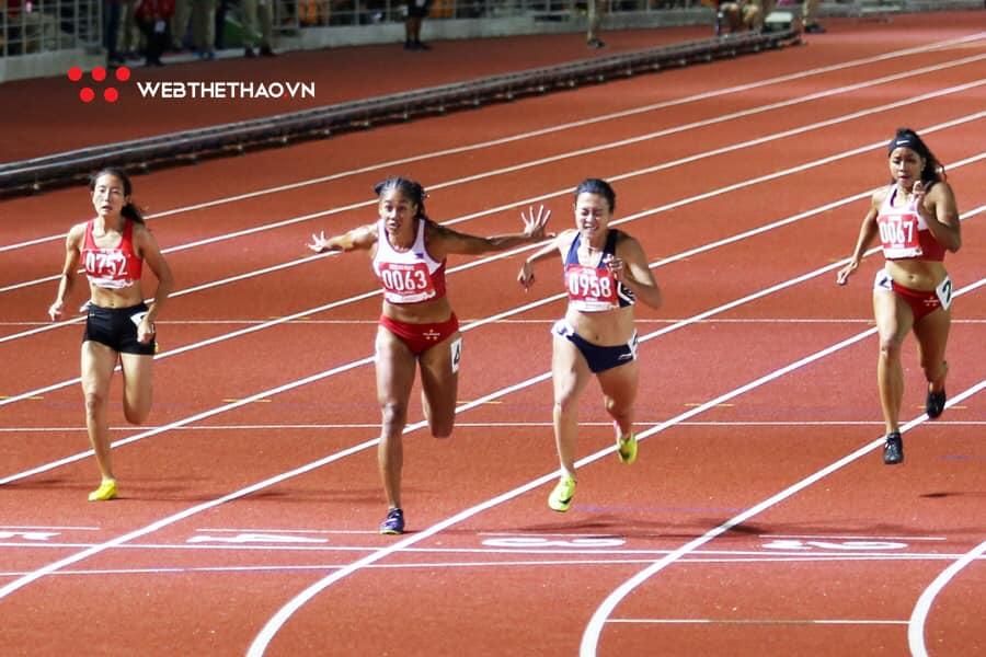 SEA Women's 100 Meter