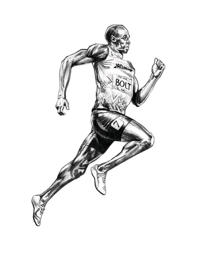 What is Usain Bolt Top Speed? 2