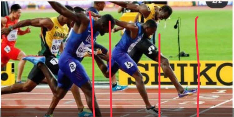 Can Justin Gatlin become the oldest Olympic 100m Champion in History? 2