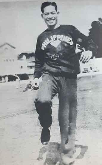 Simeon Toribio amazing legacy 1932 Olympic Bronze medalist 1