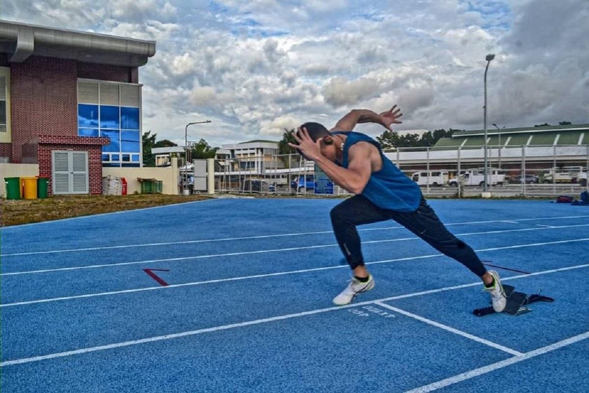 2021 Mindanao Blue Knights Track League 1