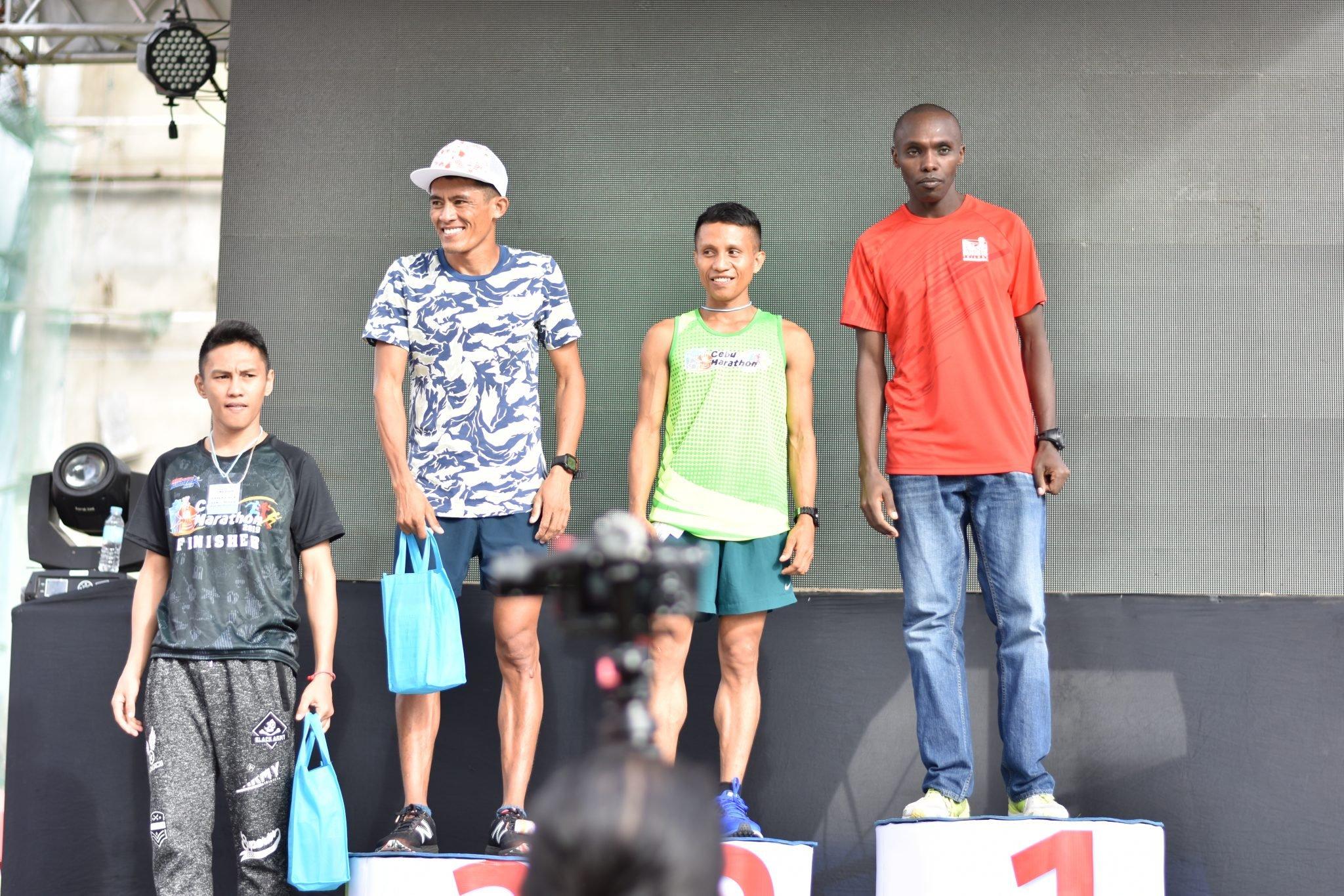 2014-2020 Cebu City Exclusive Marathon Results 5