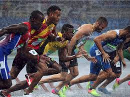 Can Athletes train in the rain? 20