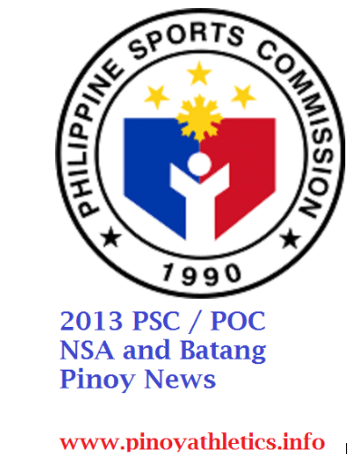 The Philippines Sports Commission 2013-2020 Comprehensive Article Guide 137