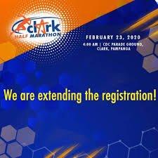 Clark Half Marathon 2020