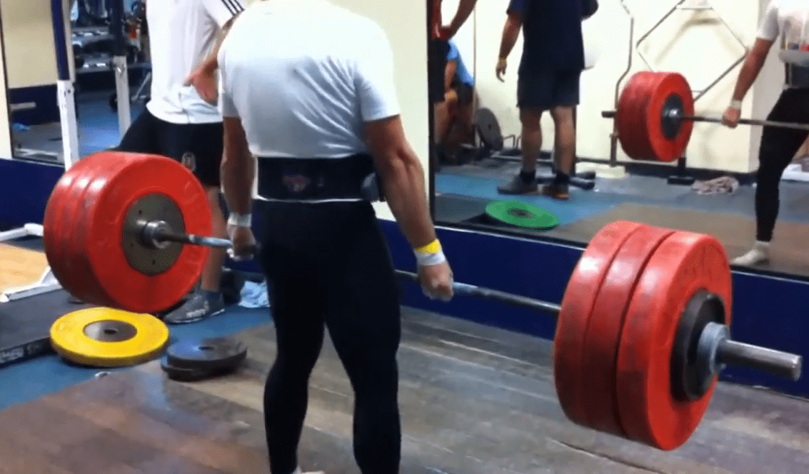 What is deadlifting