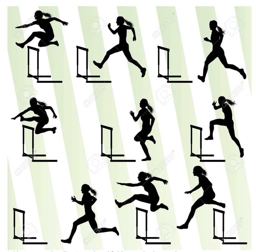 Hurdles Training