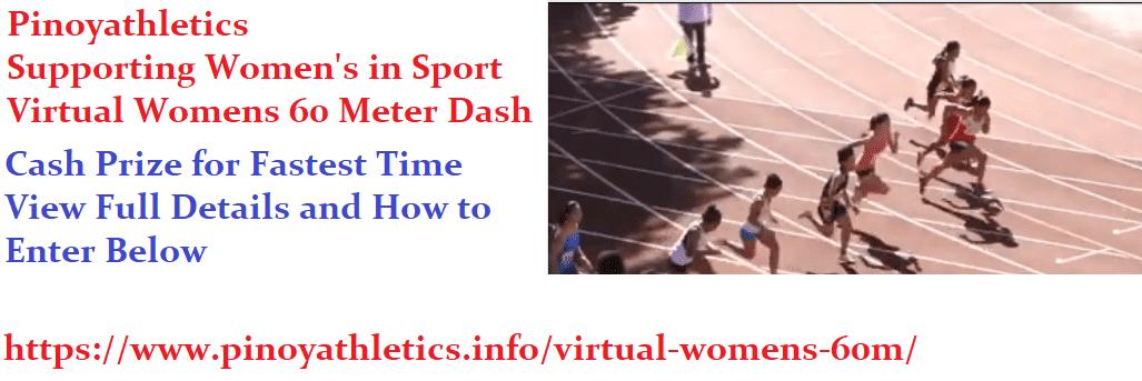 Virtual Womens 60m